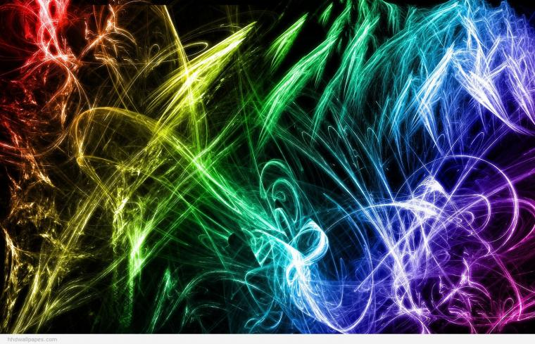 HD Wallpapers Colorful Abstract Desktop Backgrounds Full Widescreen