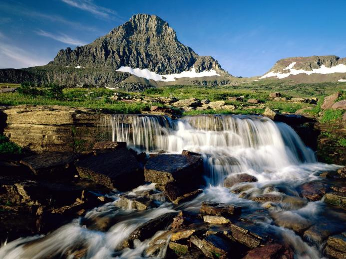 National Parks Wallpapers   Download Glacier National Park