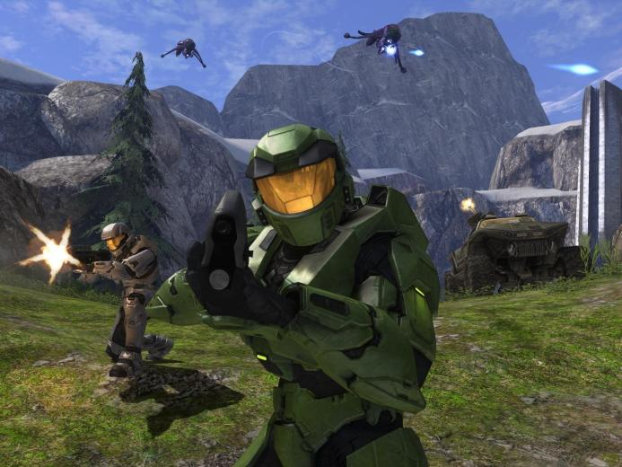 Halo Combat Evolved Wallpaper and Background Image 1536x1152