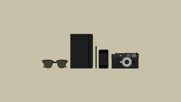100 Awesome Minimalist Wallpapers