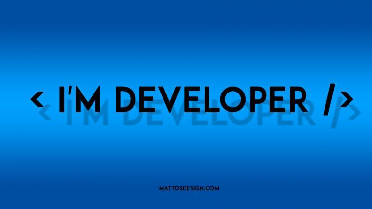 Developer Wallpaper