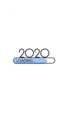 Happy New Year 2020 Wallpaper 15   [1440x2560]