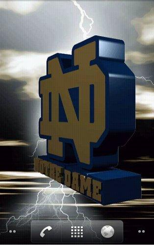 Notre Dame Fighting Irish Live Wallpaper   Amazon Mobile Analytics and