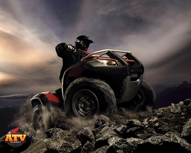 ATV Media Pictures Videos Sound Clips All Honda ATV Media