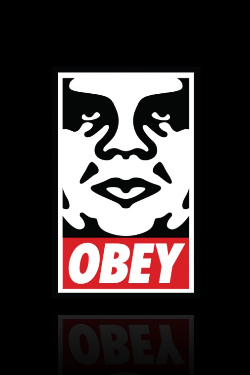 obey iphone wallpaper hd wallpapers55com   Best Wallpapers