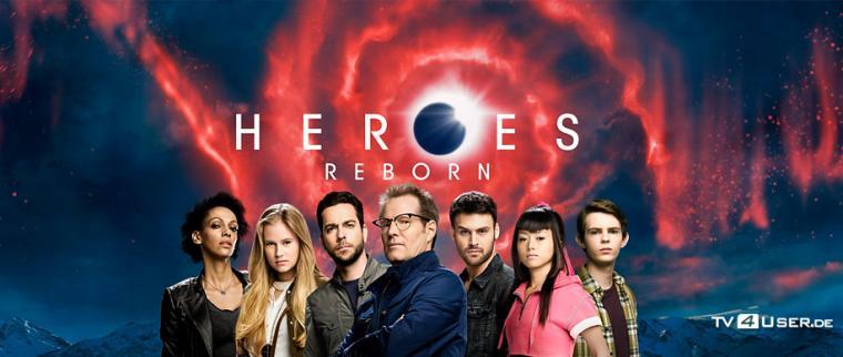 Heroes Reborn   Staffel 1 [DE Subs02] [US Subs03]   Heroes Reborn