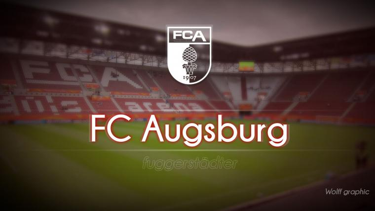 FC Augsburg Wallpaper by Wolff10 BL   FC Augsburg