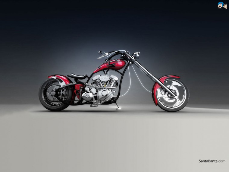 Wallpapers Bikes American Choppers