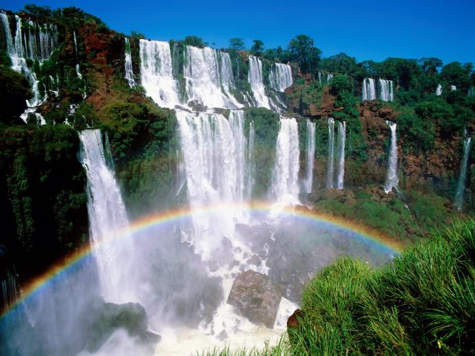 HQ Iguazu National Park Argentina Wallpaper   HQ Wallpapers