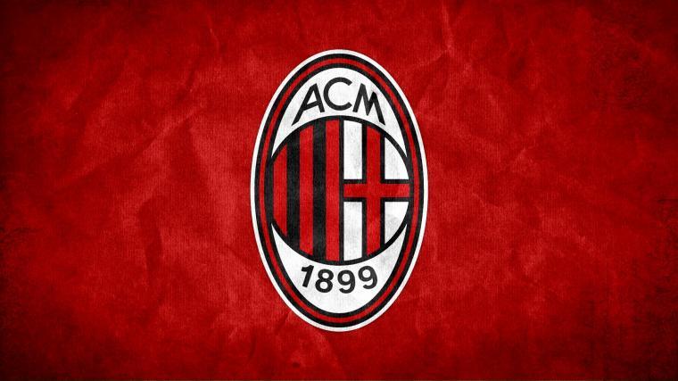 AC Milan FC Football Logo HD Wallpaper of Football   hdwallpaper2013