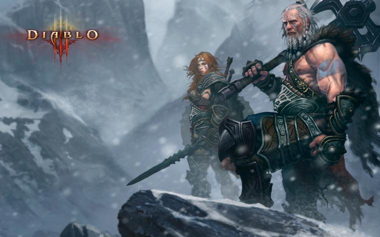 Icewind Dale Barbarians Wallpaper By Vermaden 1024 X 768 Pixels