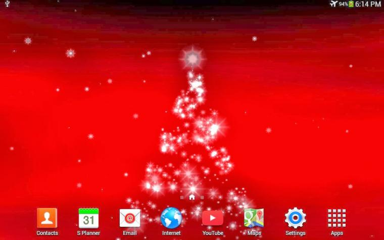 Android Apps Apk Christmas 3D Live Wallpaper 111apk
