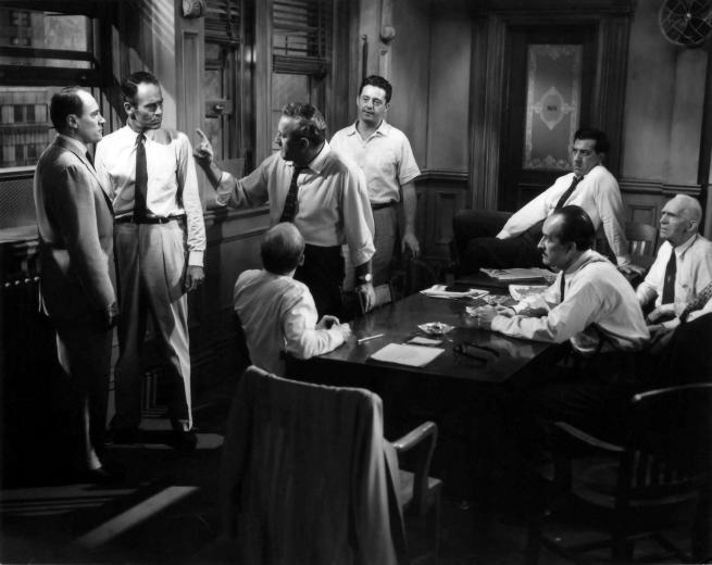 12 Angry men HD Windows Wallpapers