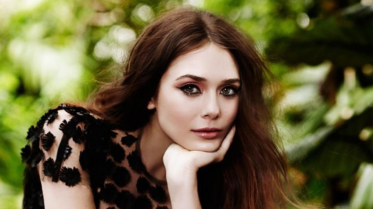 Elizabeth Olsen Cute HD desktop wallpaper Widescreen