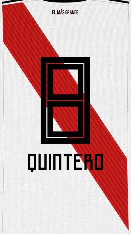 Ian Luski on Twitter Juan Fernando Quintero   River Plate