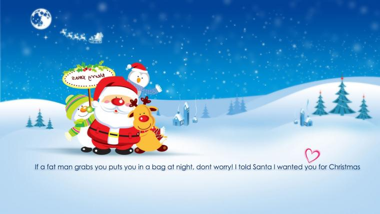 funny christma full hd wallpaper 2013 2014 to girlfrinds