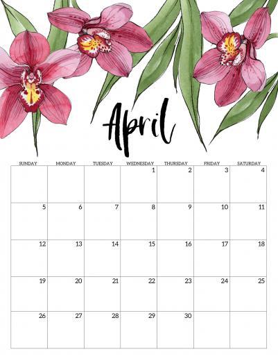 April 2020 Calendar Wallpapers   Top April 2020 Calendar