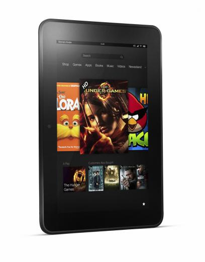 Amazon Changing the Game With 4G LTE Powered Kindle Fire HD and Its