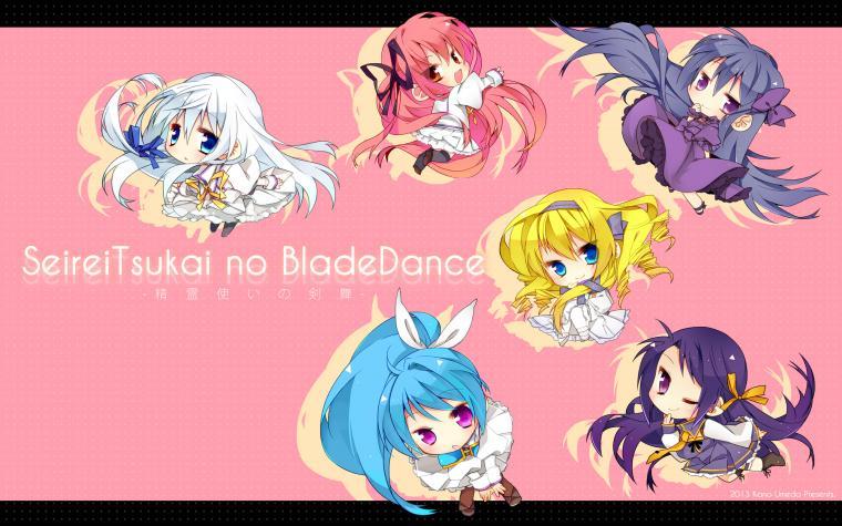 blade dance chibi restia sakura hanpen seifuku terminus est wallpaper