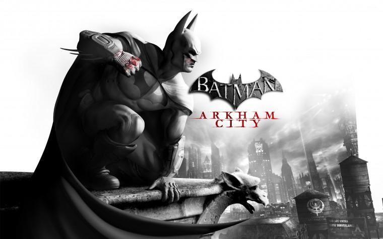 Batman Arkham City wallpaper   Game wallpapers   11422