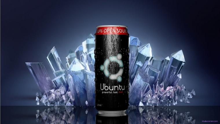 Ubuntu Energy Drink Hd Wallpaper   1366x768 iWallHD   Wallpaper HD