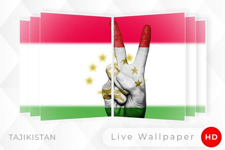Tajikistan Flag 3D live wallpaper for Android   APK Download