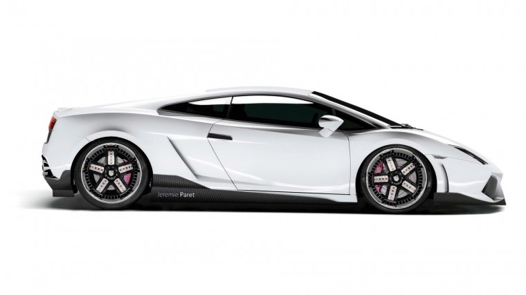 Lamborghini Gallardo LP560 HDTV 1080p Wallpapers HD Wallpapers