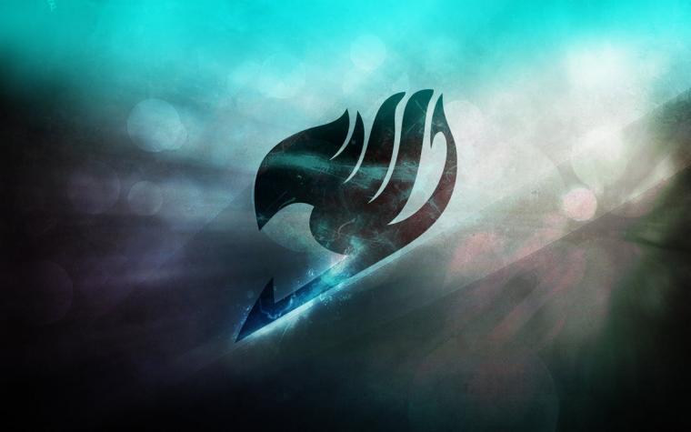 Fairytail logo wallpaper by Cyropath