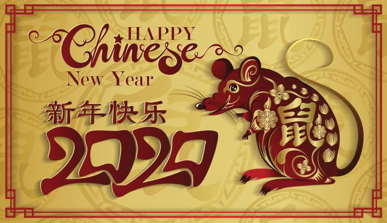 Happy Chinese New Year 2020 Images HD Wallpapers   POETRY CLUB