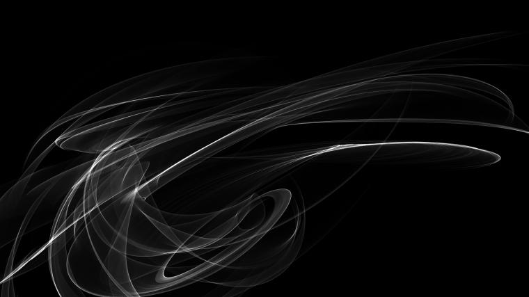 Black Abstract wallpaper   873326