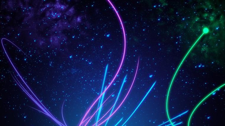neon lights wallpaper HD