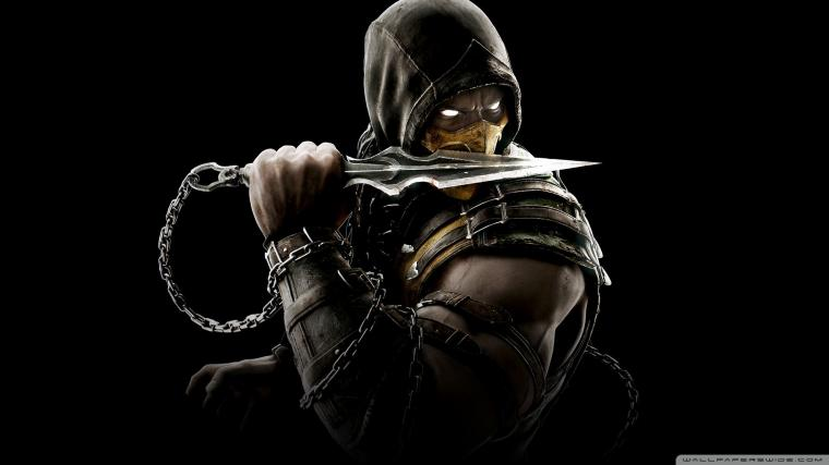 WallpapersWidecom Mortal Kombat HD Desktop Wallpapers for 4K