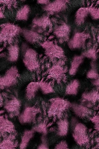pink faux fur wallpaper