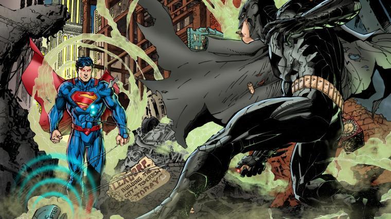 Batman Vs Superman wallpaper 2560x1440 404529 WallpaperUP