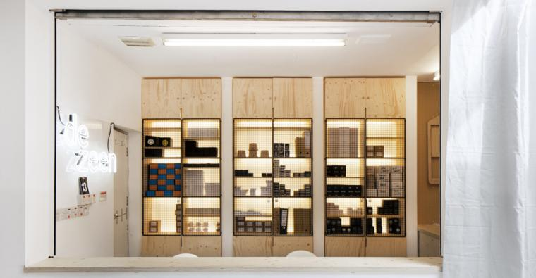 Dezeen Watch Store had a visit from our friends at Wallpaper Magazine