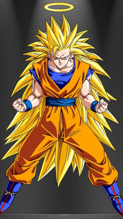 Son Goku   Dragon Ball Z Mobile Wallpaper 5682