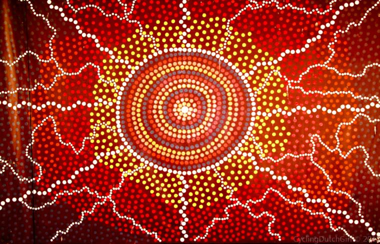 Adventures in Aboriginal Dreamtime PARALLAX