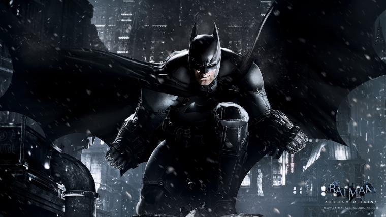 2013 Batman Arkham Origins Wallpapers HD Wallpapers