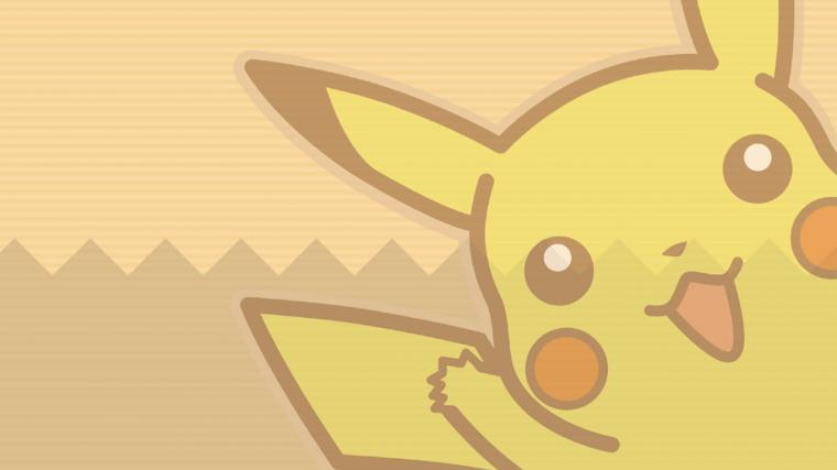 Pokemon Pikachu Wallpaper 1366x768 Pokemon Pikachu
