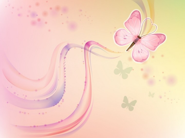 Butterflies Wallpapers HD wallpapers   Pink Butterflies Wallpapers