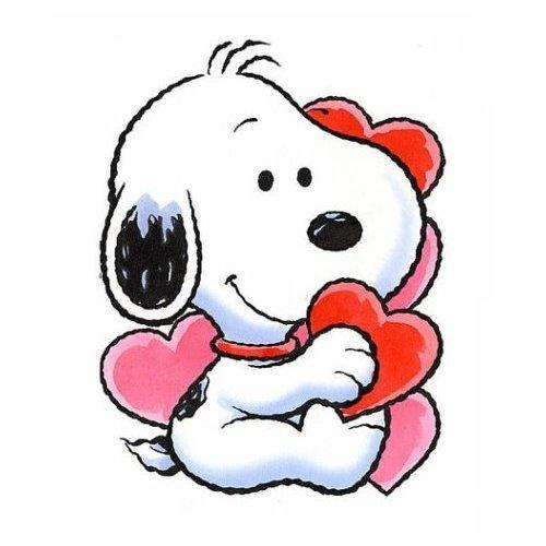 Baby Snoopys Valentine Charles M Schulz 9780689857812 Amazoncom
