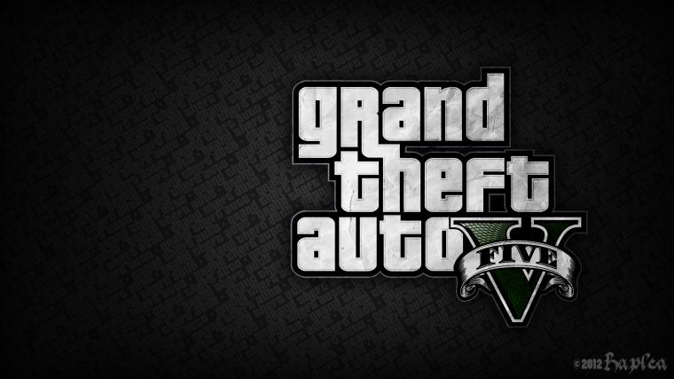Grand Theft Auto V 1080p Wallpaper by dead666eye