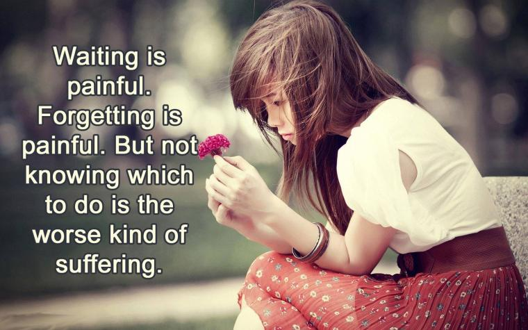 sad love quotes hd wallpapers