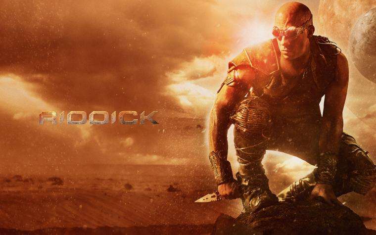 Riddick Wallpapers HD Wallpapers