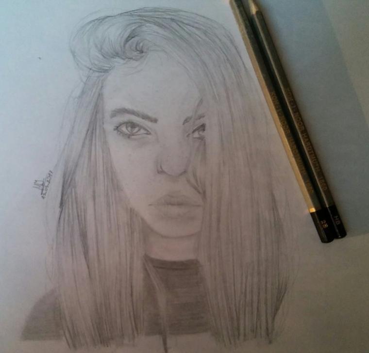 Billie Eilish by Martuu14