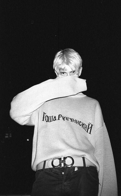 lil peep on film lilpeep Pinterest Films