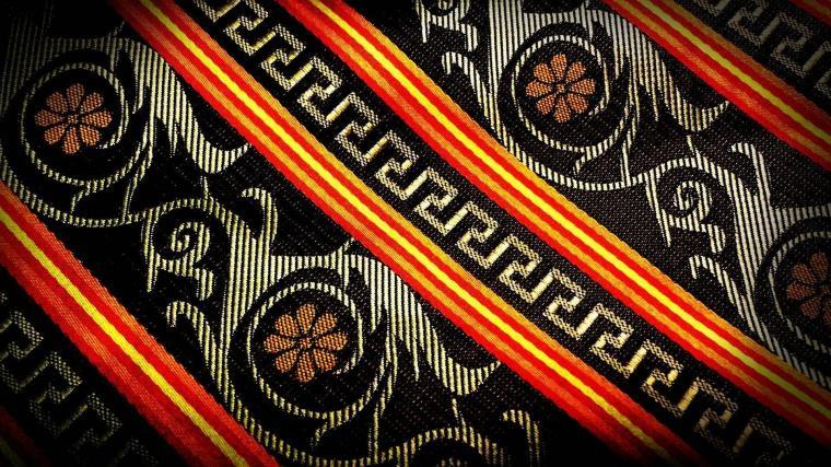 Carpet closeup pattern tie wallpaper 11085 PC