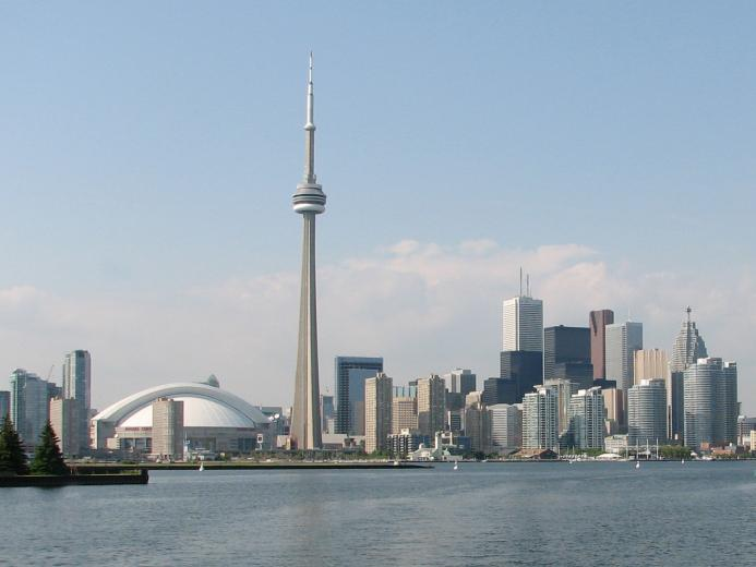 related pictures toronto skyline photo canada photos and wallpapers