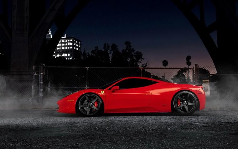 Forgestar Ferrari 458 Italia Wallpaper HD Car Wallpapers