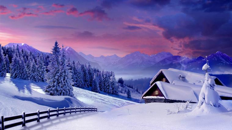 Beautiful Winter wallpaper 144719